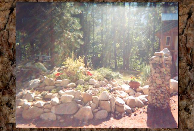 Washington rock garden, photo by Stephie McCarthy
