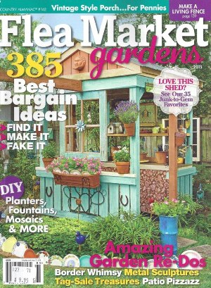 2013 issue Flea Market Gardens