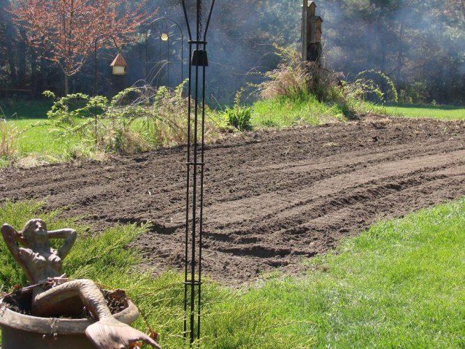 Jeanne Sammon's 'blank slate',...a gardeners dream
