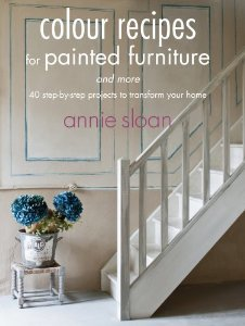 Annie Sloan's painted furniture