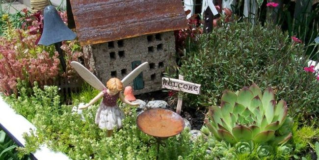 Diy Fairy Garden Ideas diy fairy gardens: our complete list of ideas | flea market gardening