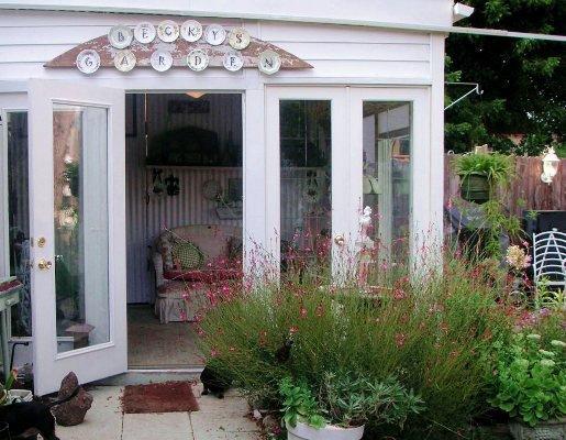 Becky's garden cottage