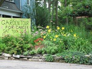Garden Tour today