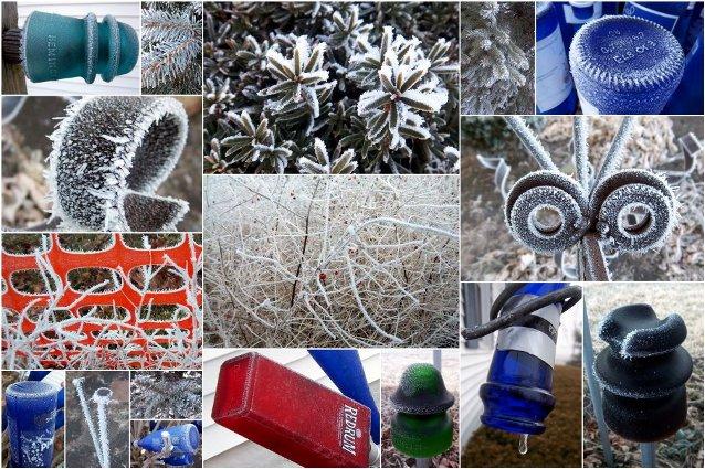 Nancy K. Meyer's brilliant Winter collage, a favorite!