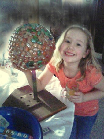 Vicki Jensen's granddaughter