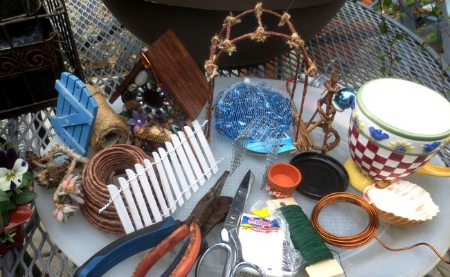 . DIY fairy gardens  Our complete list of ideas   Flea Market Gardening