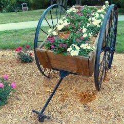 Kitchen Carts On Wheels Big Lots Appliances Fun And Flowery Flea Market Flower | ...