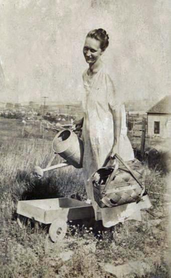 Mary Trogg's grandma