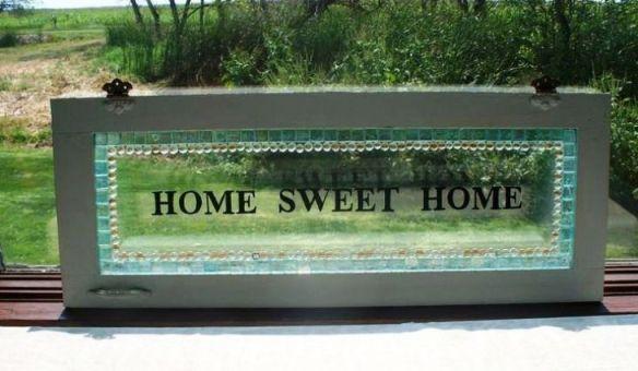 "Sue Gerdes ""Home Sweet Home"""