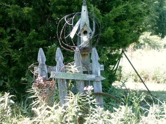 Dean Jacobs McCall's birdhouse