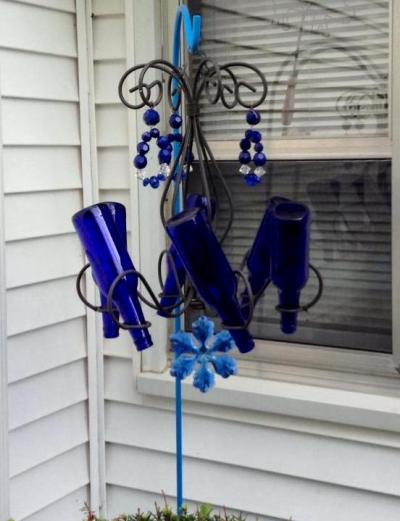 Like blue? Nancy K. Meyer does, too!