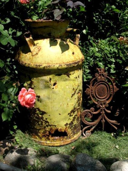 Rust Is A Must In The Garden Flea Market Gardening