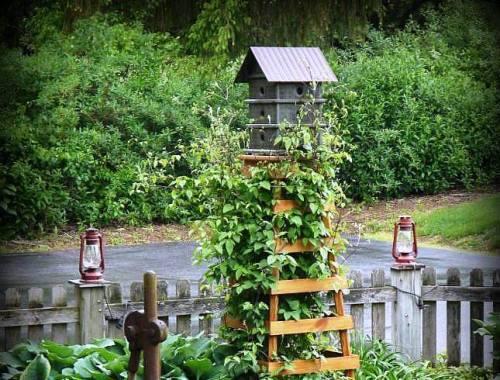 Garden Junk   Flea Market Gardening