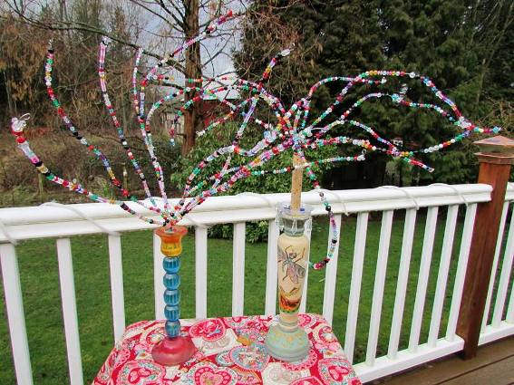 Teri Smith's whimsical sparkler