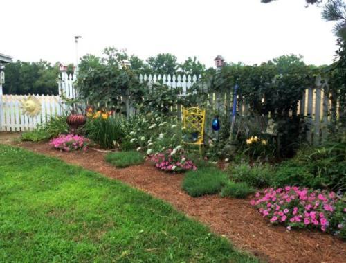 Garden Design Ideas Flea Market Gardening