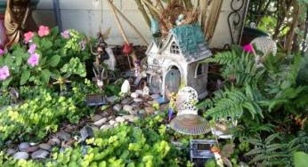 Miniature And Fairy Garden Ideas Flea Market Gardening