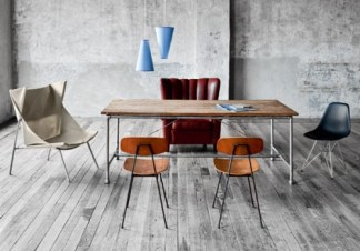 mixing modern and vintage in interior design 1 500x350