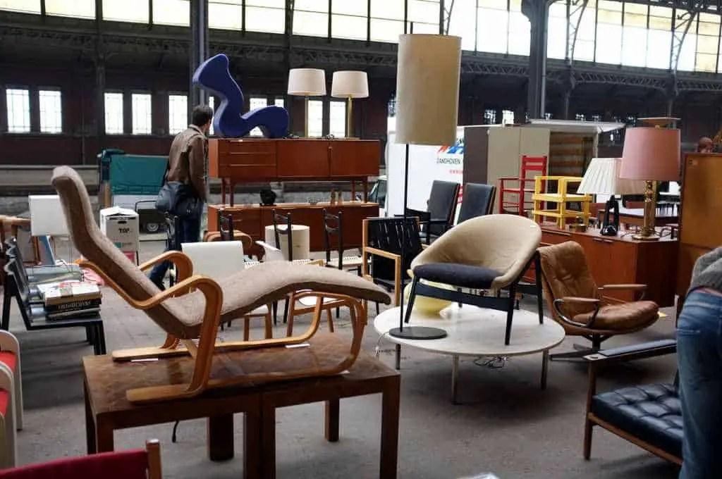 Best Online and In-Person Sources for Vintage © Brussels Design Market
