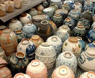 flea markets mishima gohan bowls