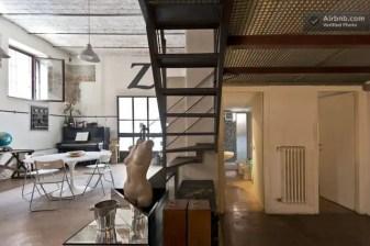 vintage flat airbnb_1