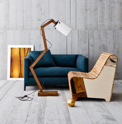 mixing modern and vintage in interior design 4
