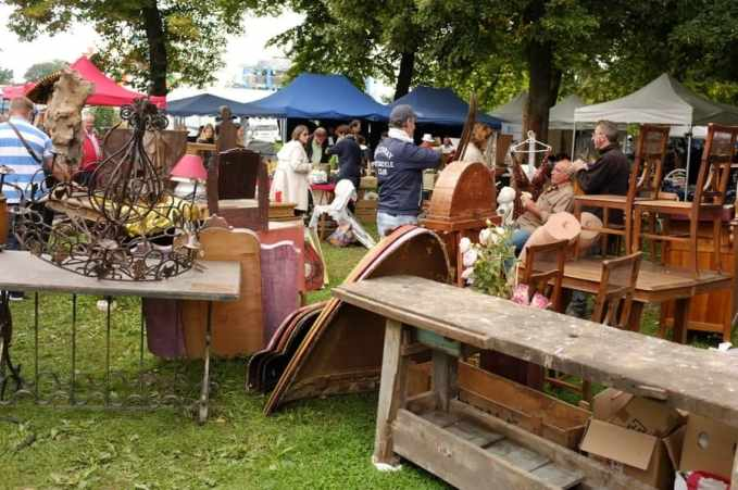 save the date grande braderie de lille 2018 flea market insidersflea market insiders. Black Bedroom Furniture Sets. Home Design Ideas