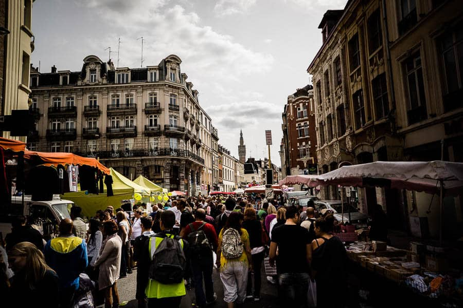 Top 12 flea markets you must visit in europe in 2018 braderie de lille flea - Grande braderie de lille ...