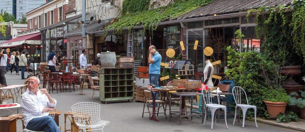 Flea market 23 best flea markets in france 2018 update - Marche aux puces porte de clignancourt ...