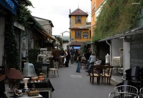 paris flea market saint ouen porte de clignancourt flea market insiders page 6. Black Bedroom Furniture Sets. Home Design Ideas