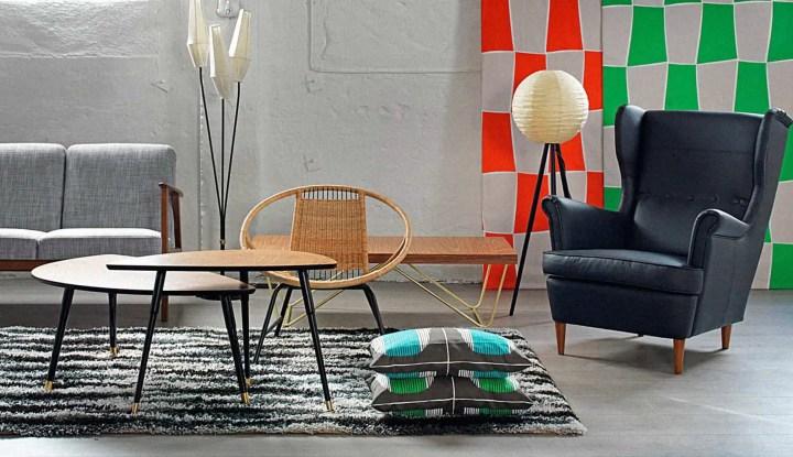 ikea retro furniture. Ikea Original Mid Century Furniture Reedition Vintage Design Retro _