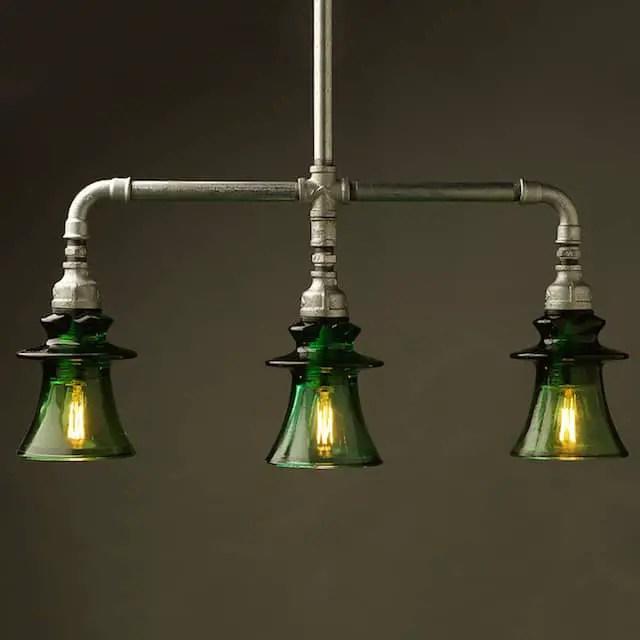 Great edison light globes victorian retro futuristic steampunk lamp design