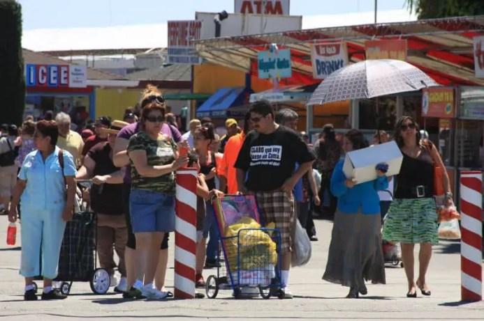 Mercado Sunday