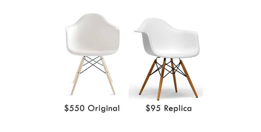 Delightful Iconic Design Furniture Vs Fake 3