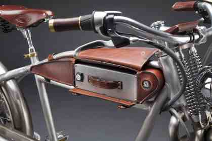 Ascot Vintage Electric Bike Ride With Style Flea Market