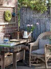Vintage Garden Decor ideas-001 - Flea Market InsidersFlea ...