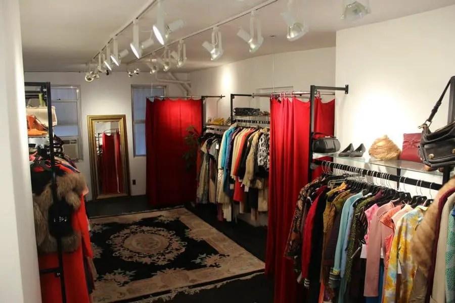 Top 10 Vintage Clothing Shops in New York | Flea Market ...