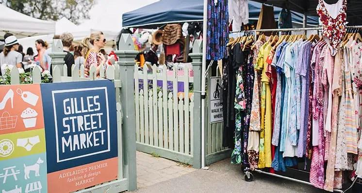 Gilles Street Market, Adelaide