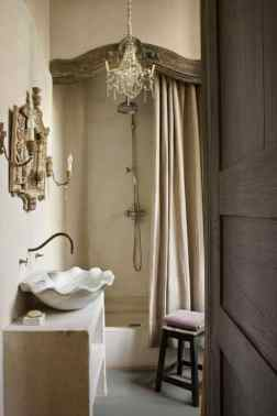 French Provincial Decor - Chandelier lighting-002