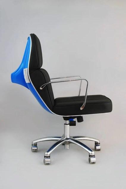 Vespa Scooter Chair by Bel&Bel-001