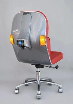 Vespa Scooter Chair by Bel&Bel-002