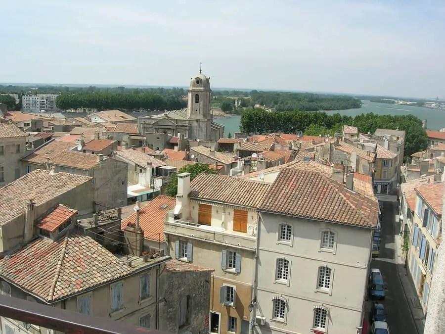 Dano Arles Tower arena