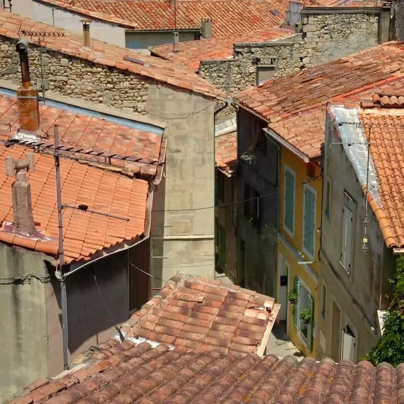 Natalia Romay Roofs Arles