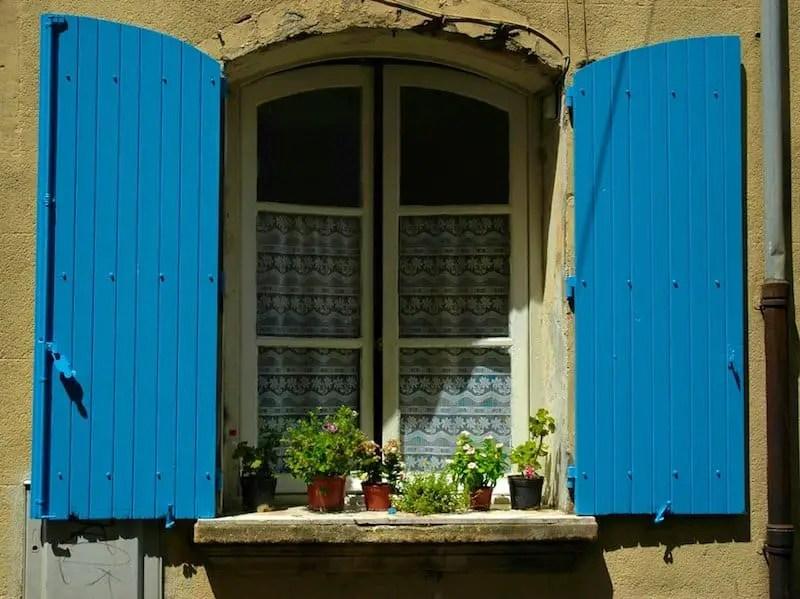 Natalia Romay window Arles