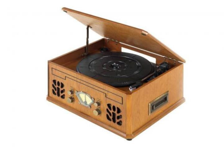 iTek I60011 Antique Record Player