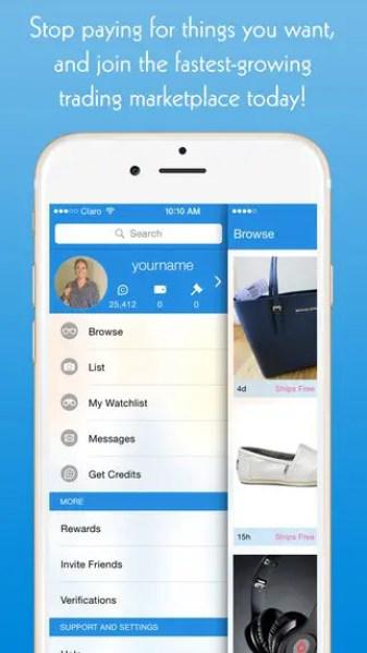 Listia App iOS Android-004