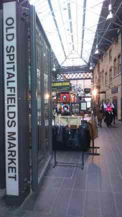 Old Spitalfields Market entry