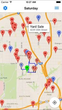 Yard Sale iOS Android