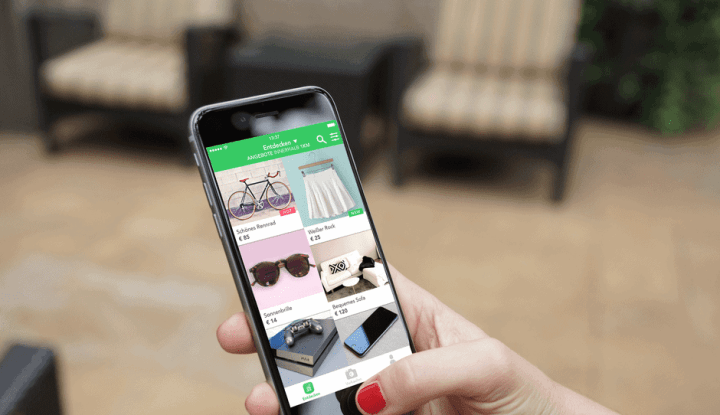 Flea Market In Your Pocket 3 Apps To Sell And Buy Vintage