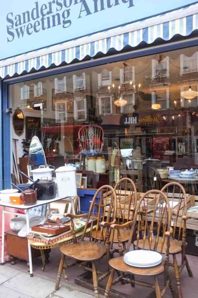 Sanderson Sweeting Antiques