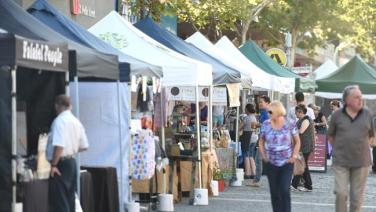 Wells Street Market